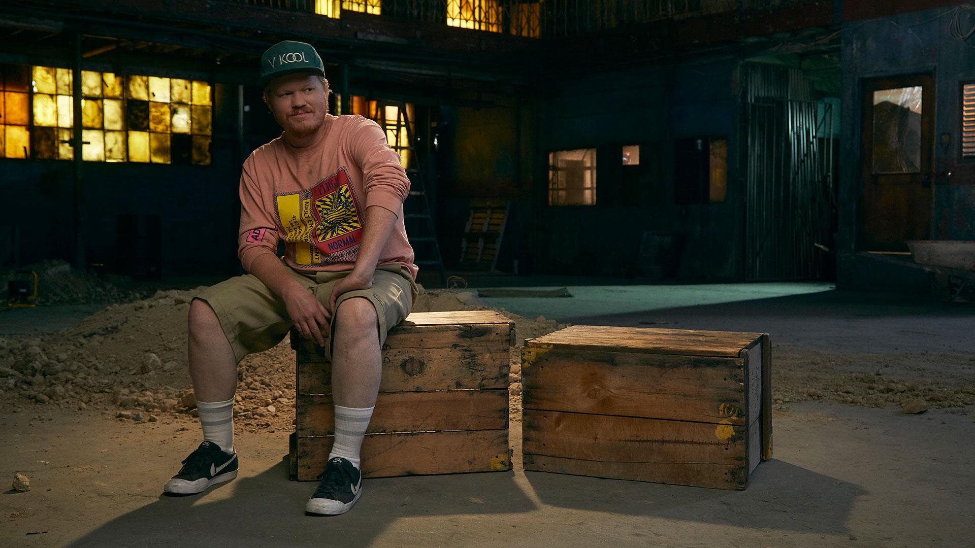 Jesse Plemons as Angus