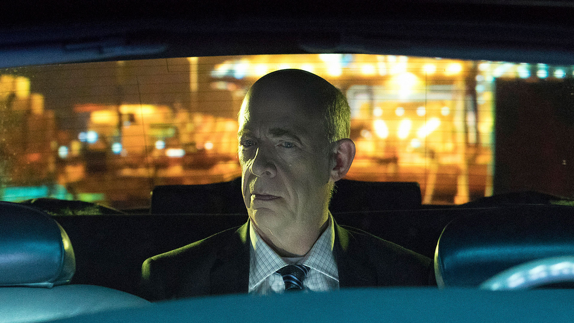 J.K. Simmons as Leon