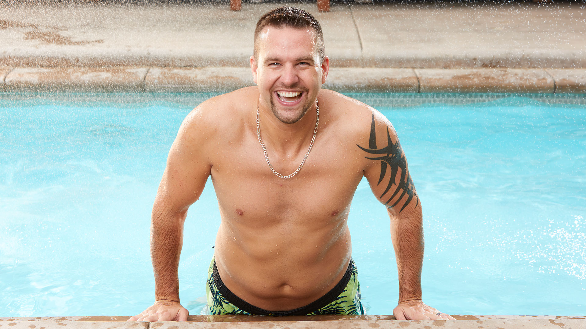 Sam Smith is ready to jump out of the BB21 pool and into the competition.