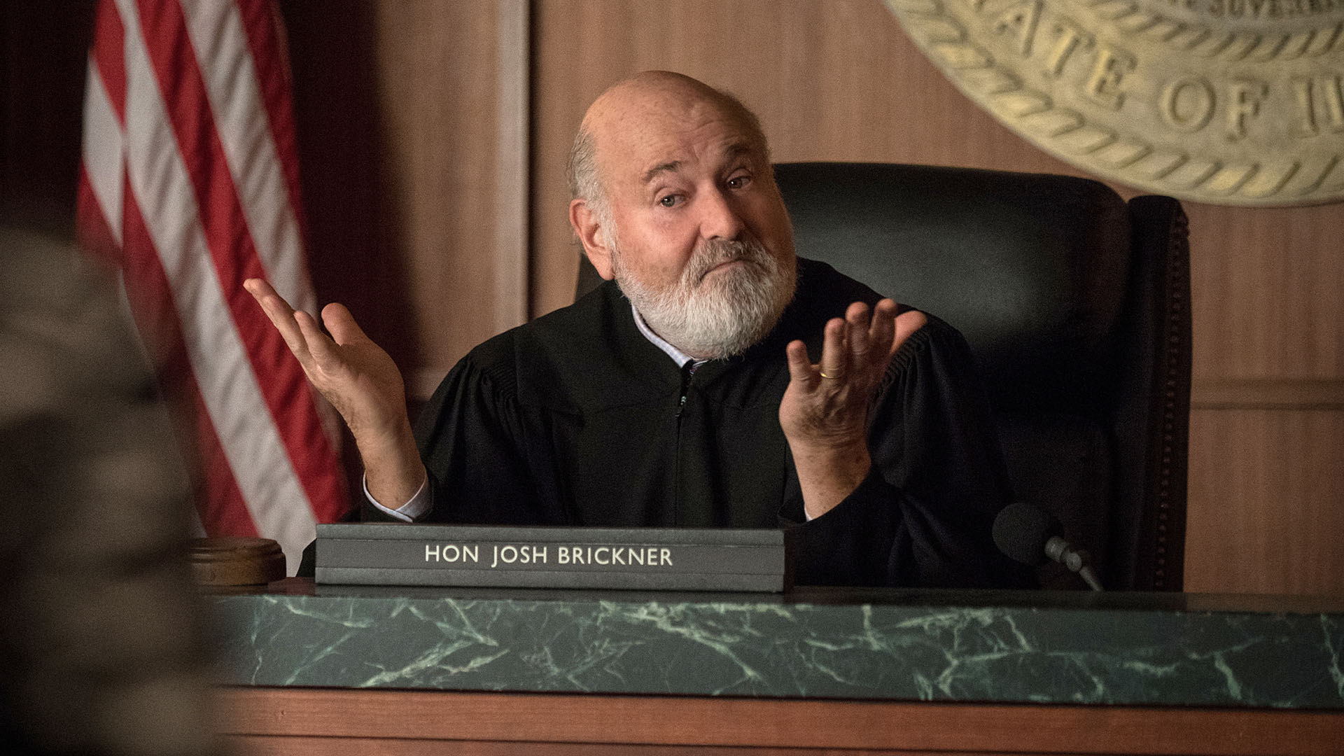 Rob Reiner as Judge Josh Brickner