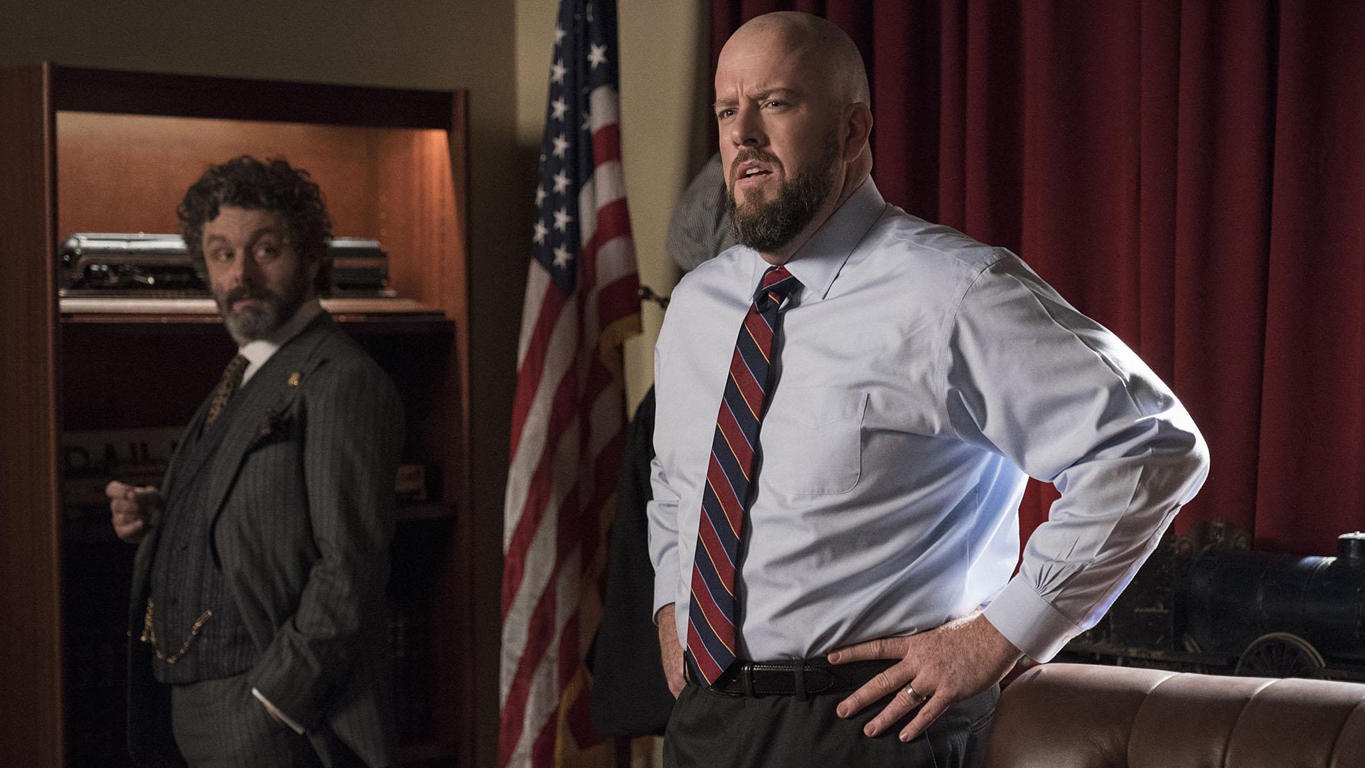 Chris Sullivan as Judge Dash Toosi