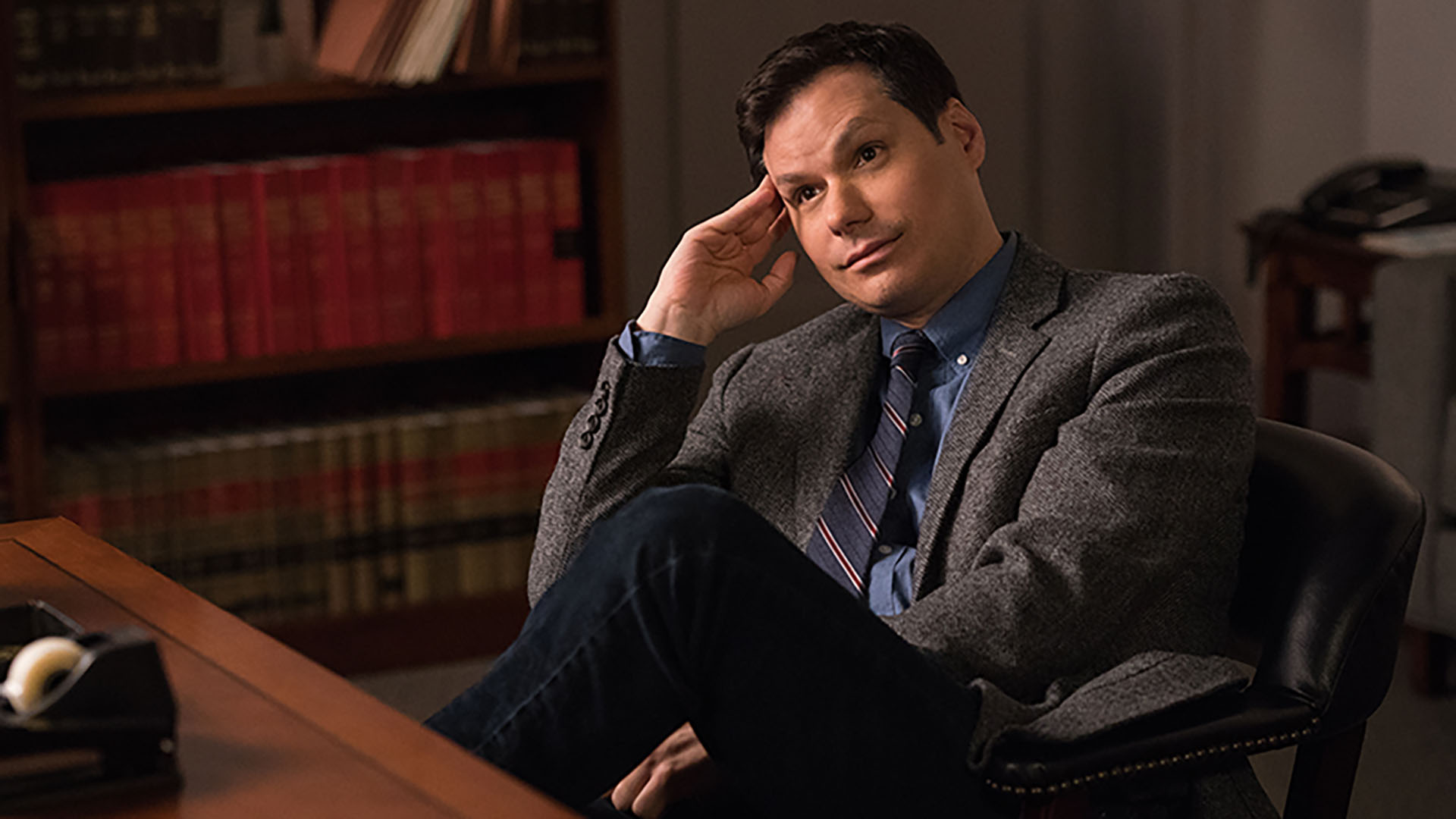 Michael Ian Black as Stephen Rankin-Hall