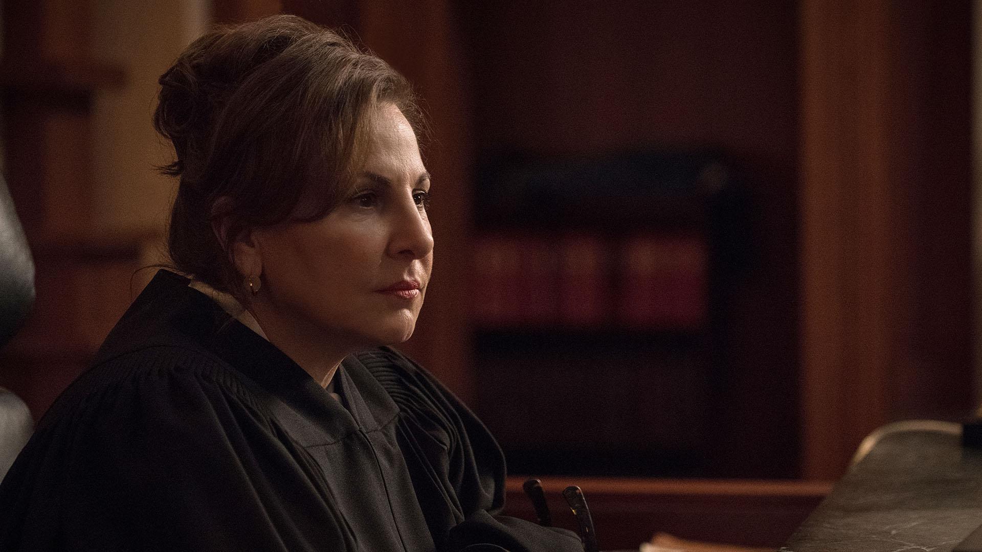 Kathy Najimy as Judge Gayle Eno