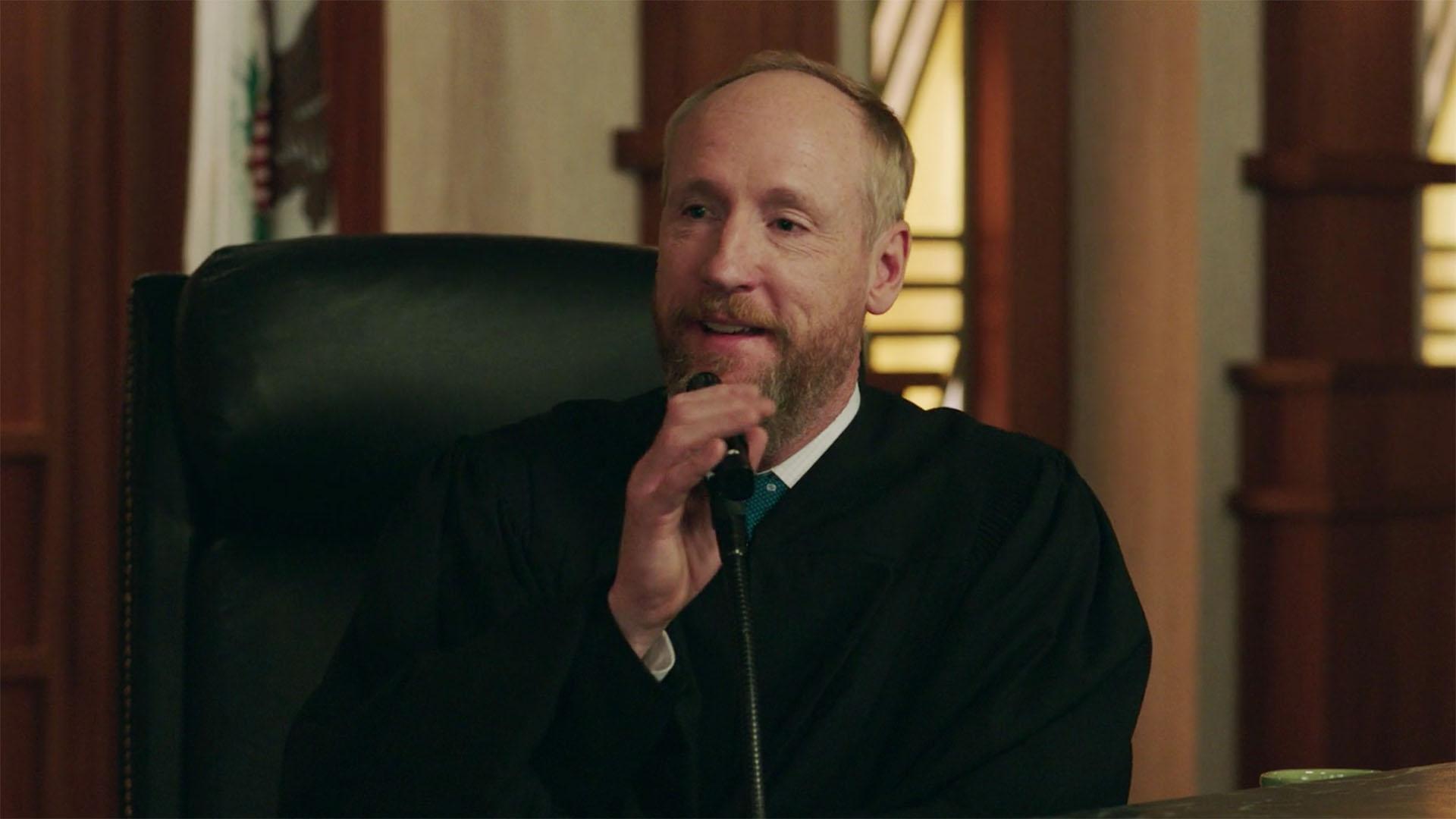 Matt Walsh as Judge Oliver Walenstadt