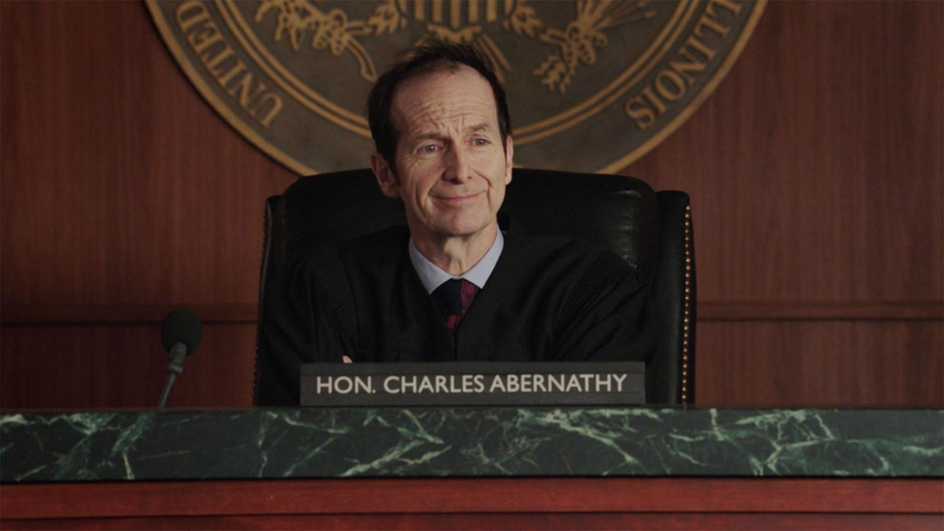 Denis O'Hare as Judge Charles Abernathy