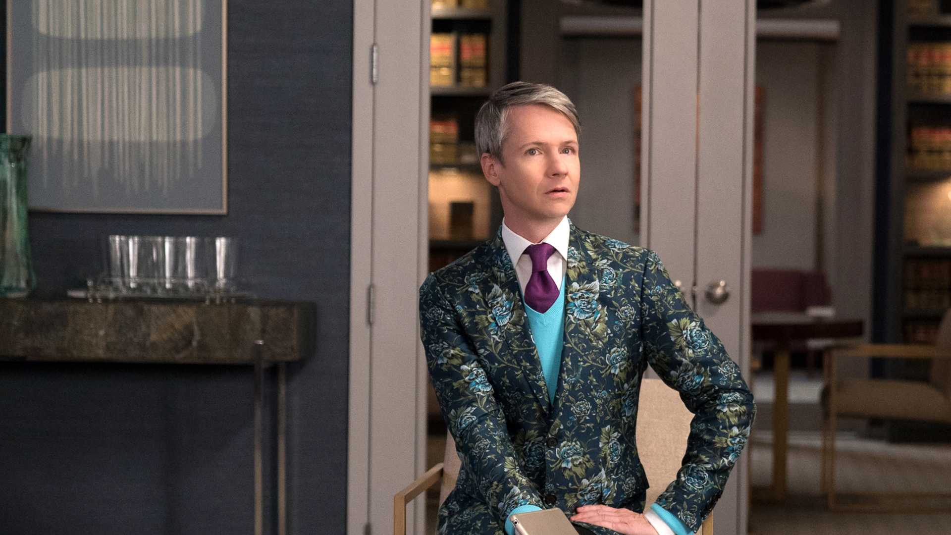 John Cameron Mitchell as Felix Staples