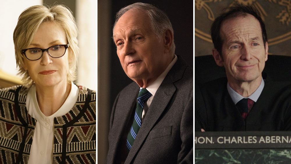 Reminisce over these incredible guest stars from The Good Fight