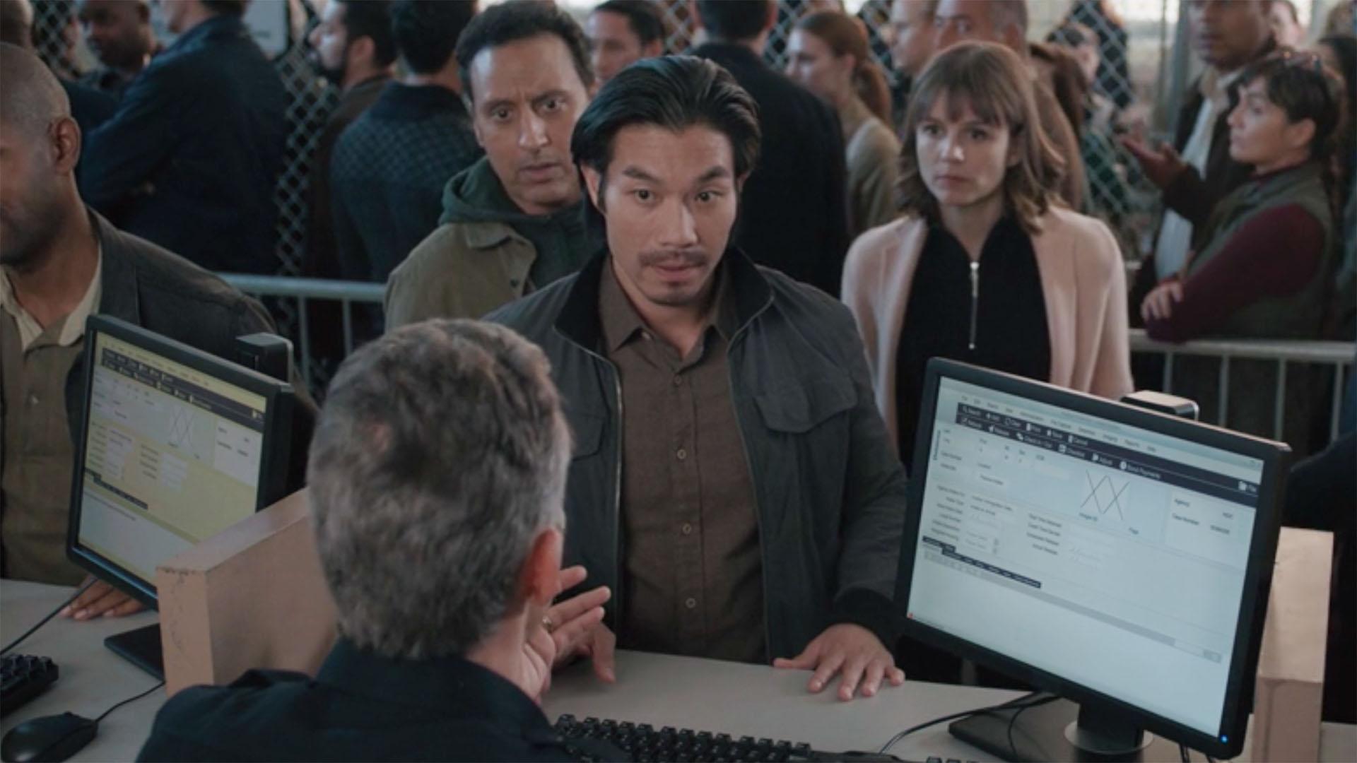 Nelson Lee as Daniel Ling