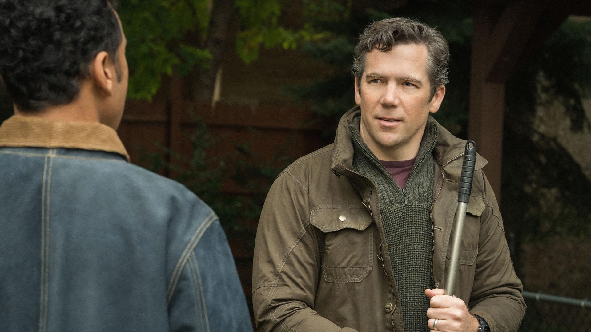 Patrick Brammall as Andy Bouchard