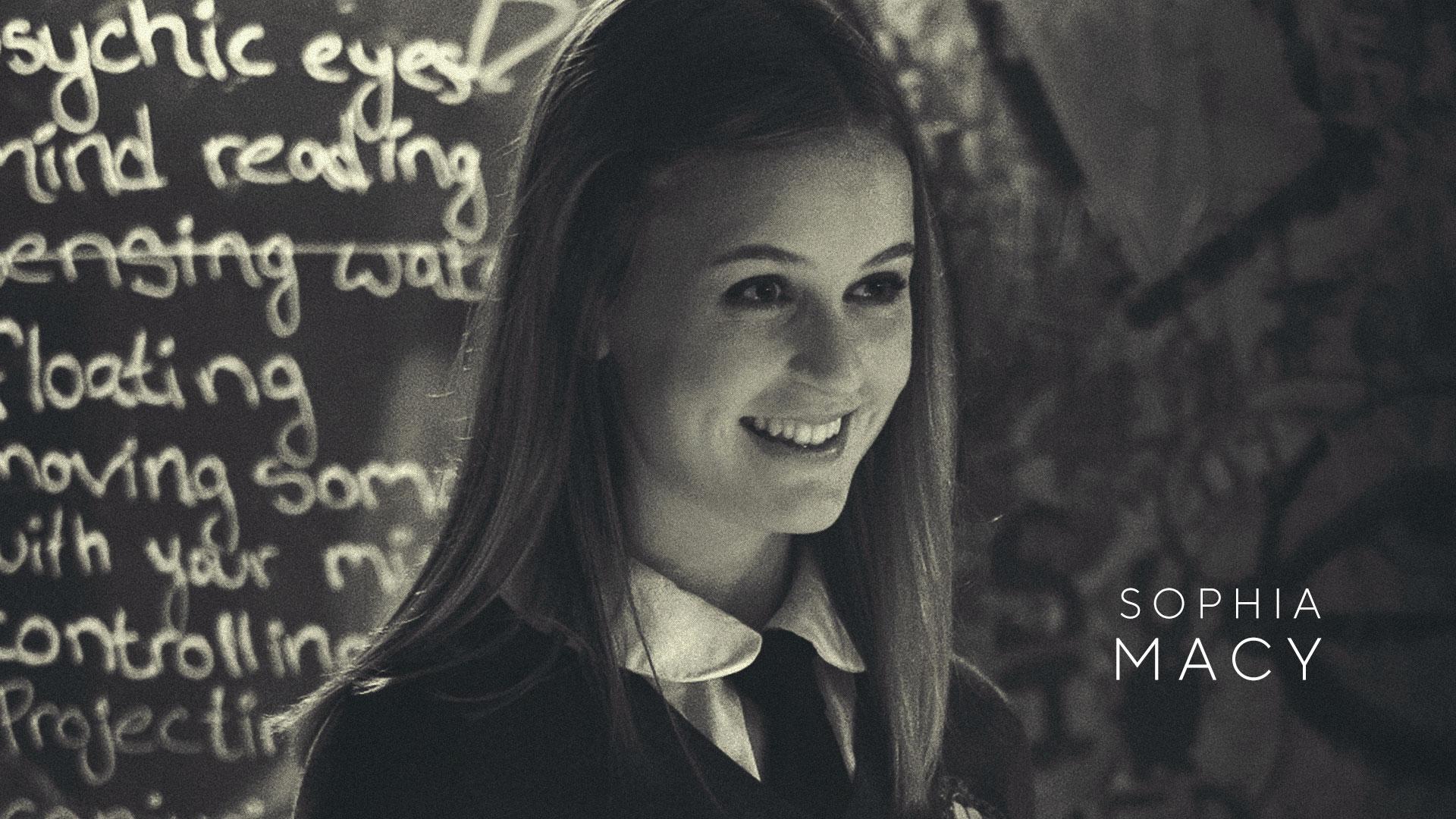 Sophia Macy as Irene in