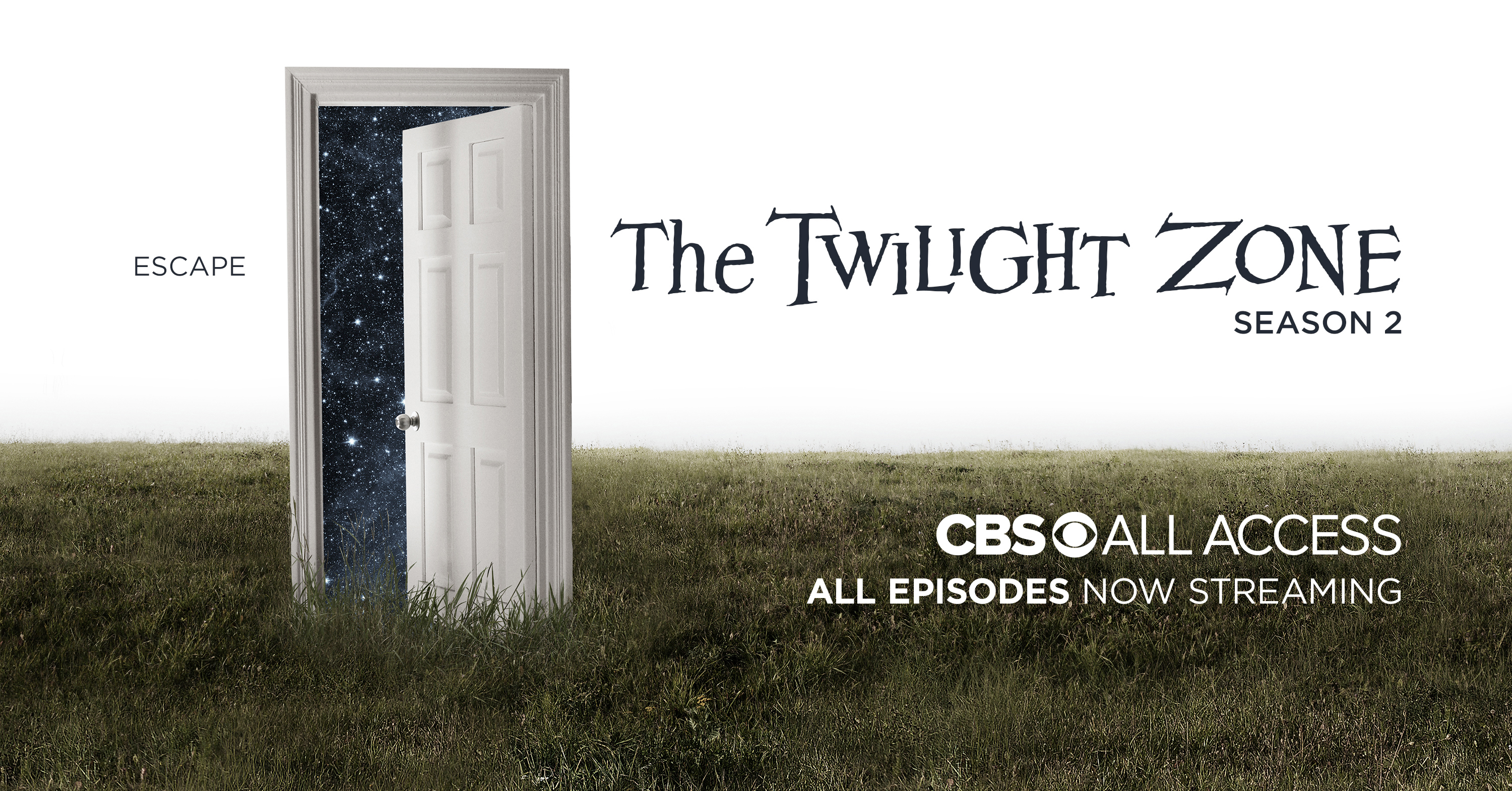 An all-star cast leads viewers into The Twilight Zone Season 2, now available on CBS All Access.