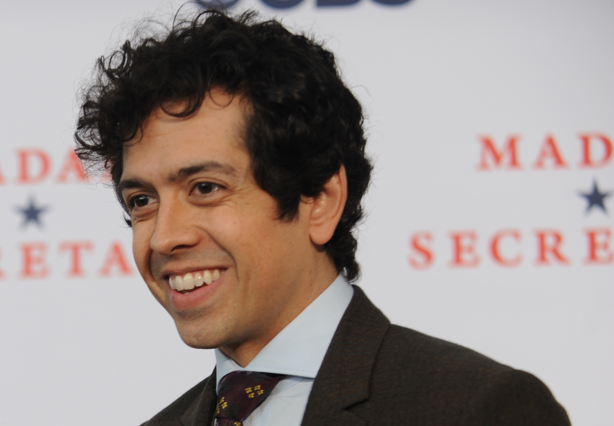 """45. Geoffrey Arend was a series regular in """"Body of Proof"""" and """"Trust Me,"""" and guest starred on """"Undeclared."""""""