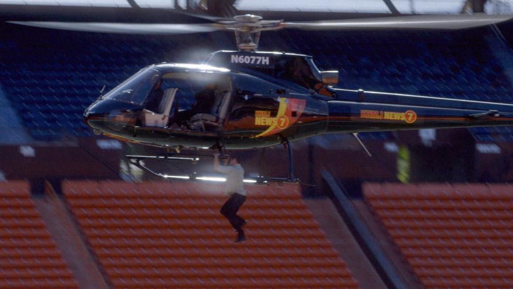 McGarrett Takes Flight Behind the Scenes in the Season Premiere of Hawaii Five-0