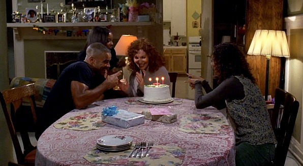 15. When he spent time with his mom on her birthday.