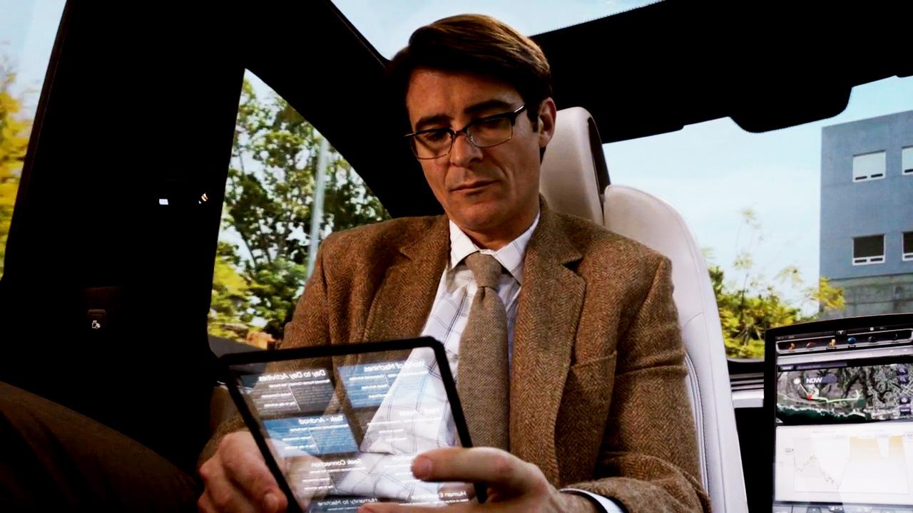 3. Transparent Display Tablets