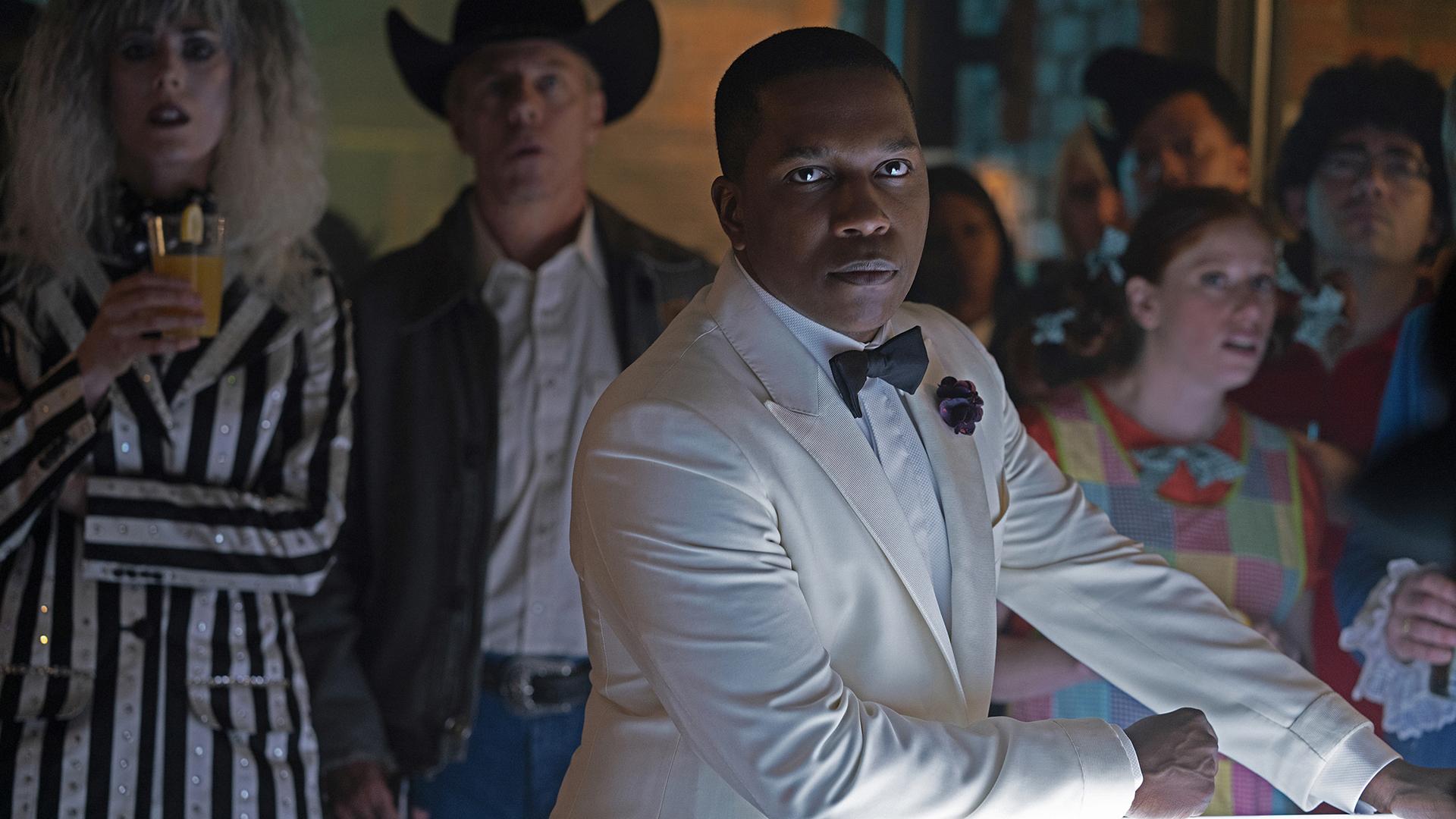 Randall Abatsy (Leslie Odom Jr.)