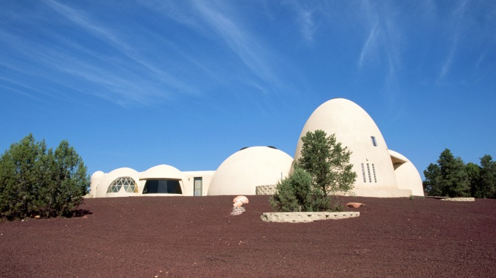 7. Dome Homes