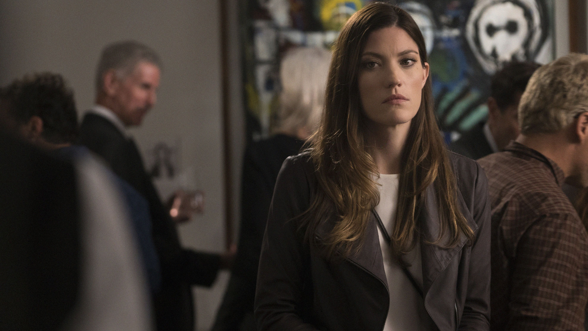 Jennifer Carpenter as Agent Rebecca Harris