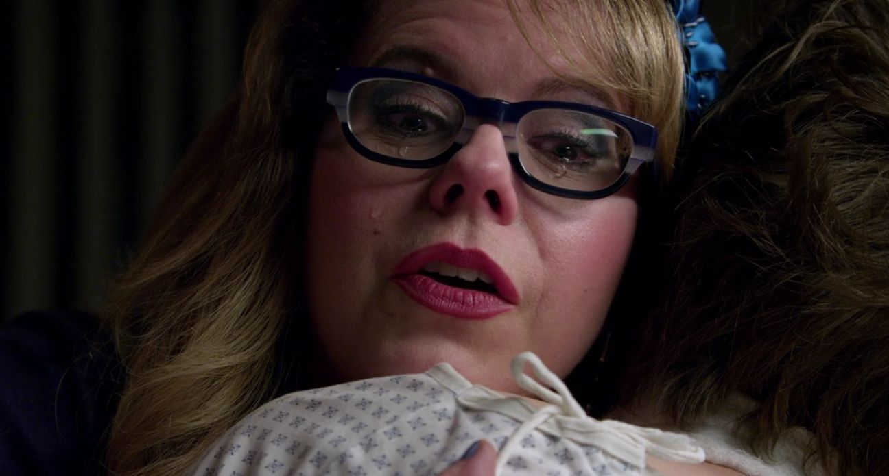 When she single-handedly saves Dr. Reid (and herself)