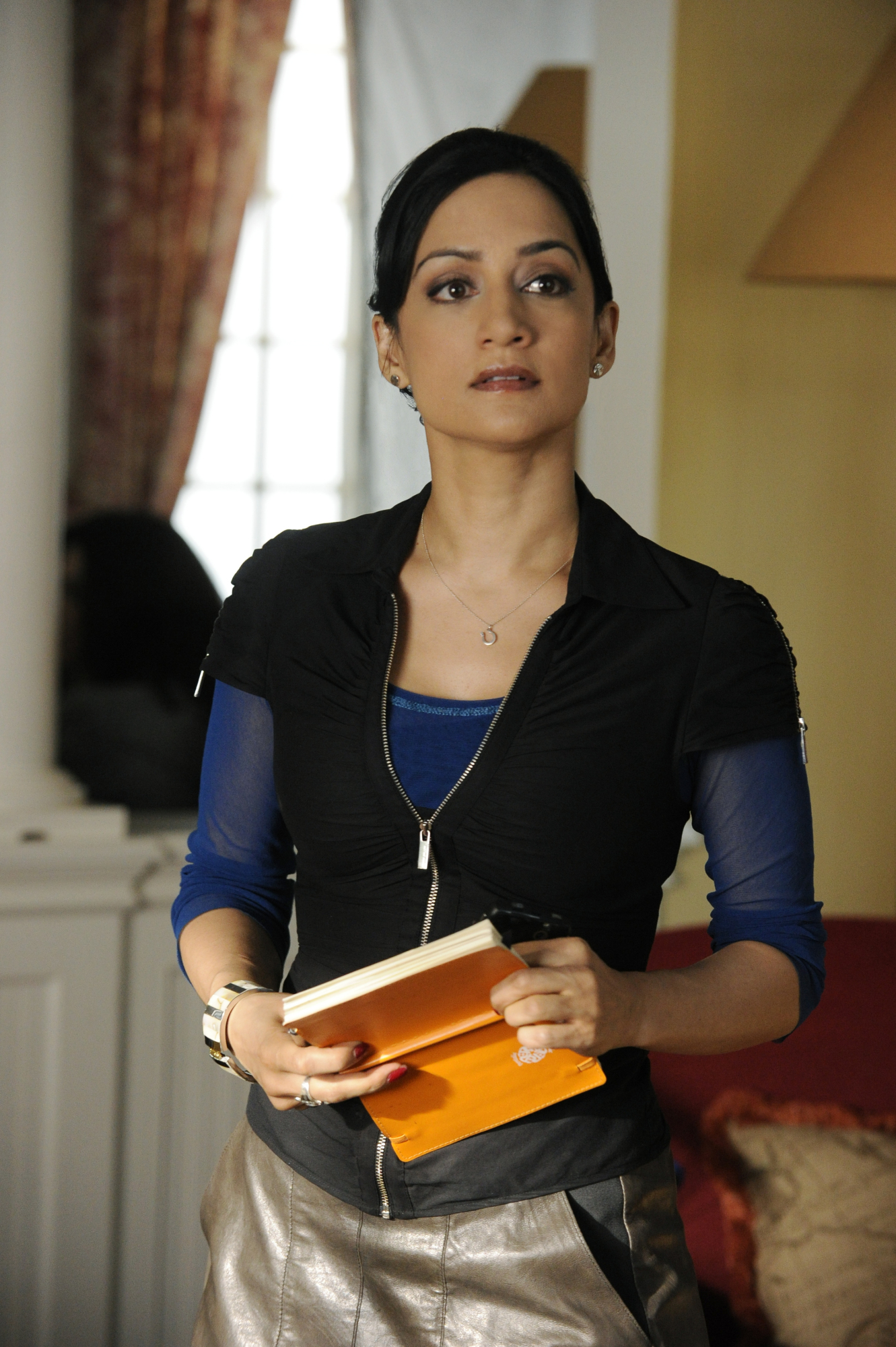 Archie Panjabi Scores an NAACP Award Nomination