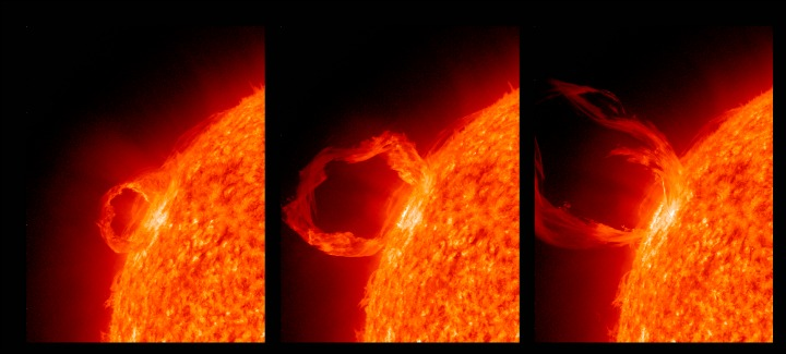 3. It's just a terrible case of solar indigestion.