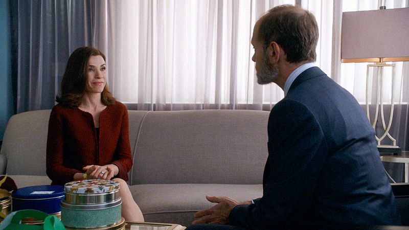 Season 6 Episode 7 - The Good Wife - CBS.com