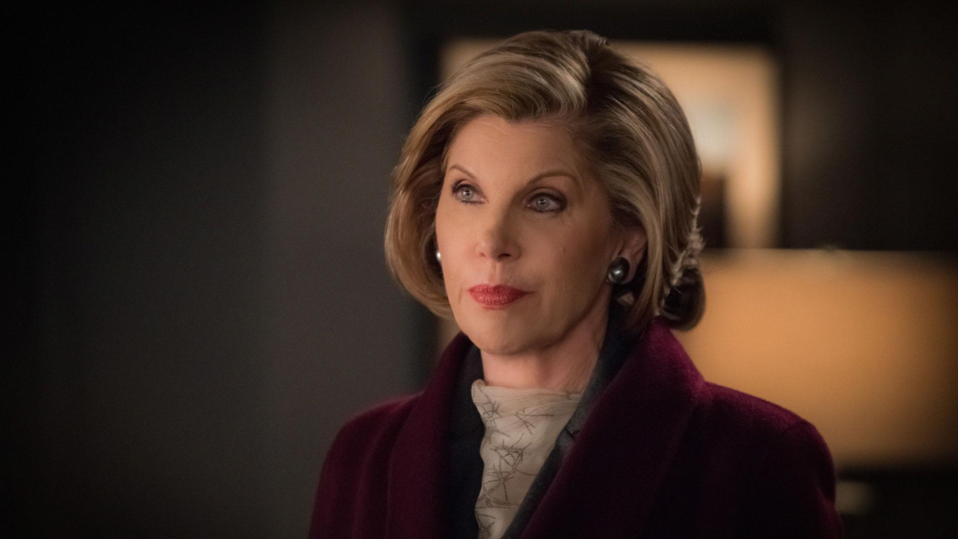 Christine Baranski as Diane Lockhart
