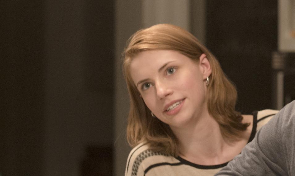 11. Wallis  Currie-Wood is a recent graduate of The Juilliard School.