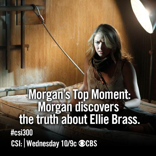 Morgan Brodie's Top Moment
