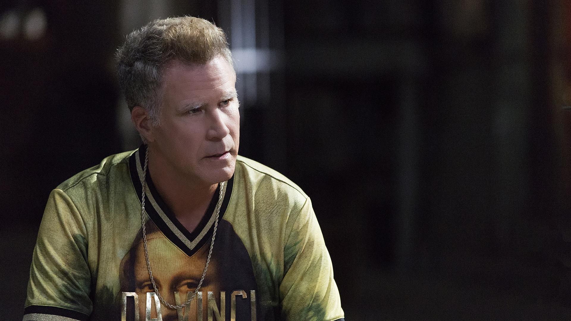 Will Ferrell as Adrian