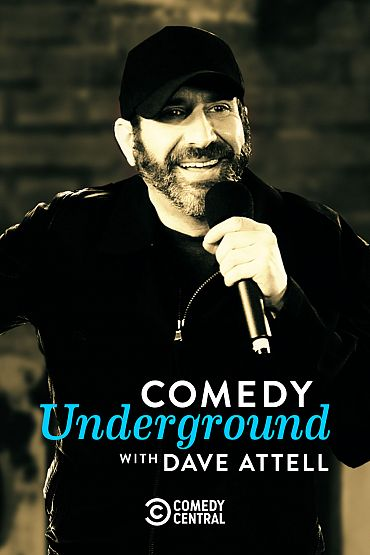 Comedy Underground with Dave Attell