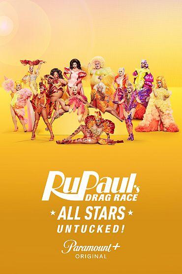 RuPaul's Drag Race All Stars: UNTUCKED