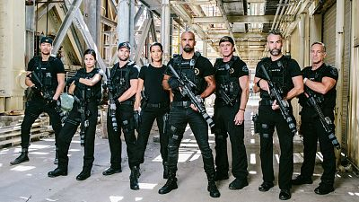 BOOM! Here Comes A Full Season Of S.W.A.T. With Shemar Moore