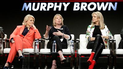 Murphy Brown Plans To Tackle The Tough Headlines This Fall