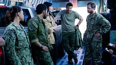 SEAL Team Works To Rescue An Undercover CIA Operative