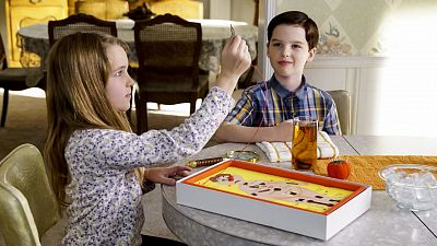 Home Alone Goes Haywire For Young Sheldon And Missy In The Latest Episode