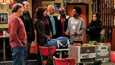 The Holidays Inspire The Gang To Help Others On Superior Donuts