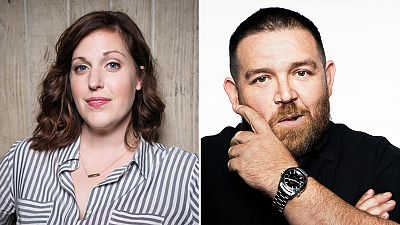 Allison Tolman, Nick Frost Join Cast Of Why Women Kill For An Alluring Season 2