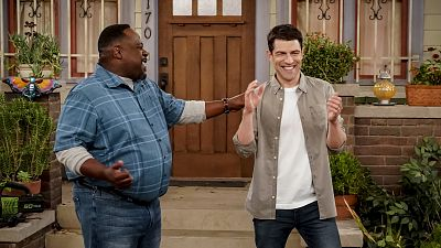 Max Greenfield Makes Us Feel Right At Home In The Neighborhood