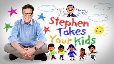 Colbert Kid Questions: How To Submit A Question To The Late Show With Stephen Colbert