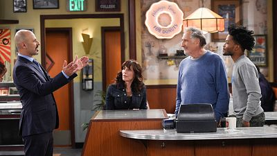 A Local Election Has Arthur Facing Off With Fawz On Superior Donuts