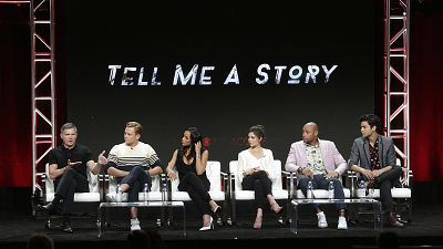 Tell Me A Story EP Kevin Williamson Spins Fairy Tales Into Foreboding Adventures