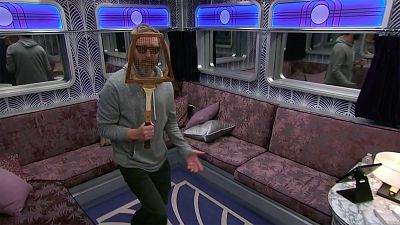 Tom Green Gives Celebrity Big Brother Live Feeders Their Own Personal Tom Green Show