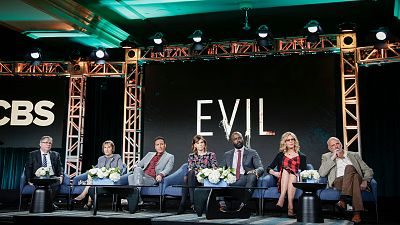 The Cast And Creators Of Evil Tease What May Be Lurking In Season 2