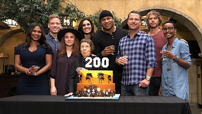 NCIS: Los Angeles Cast Celebrates 200 Episodes