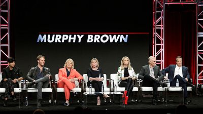 Murphy Brown's Diane English And Candice Bergen Say Time Was Right To Bring Back Series
