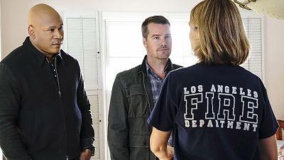 Napalm Explosion Heats Up NCIS: Los Angeles