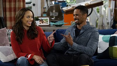 Damon Wayans Jr. Is Gonna Have To Face It: He's Addicted To Laughs
