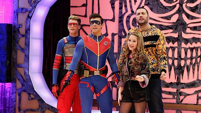Henry Danger Episodes and New Documentary On Paramount+