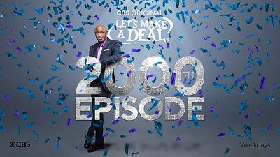 Let's Make A Deal Celebrates 2000 Episodes